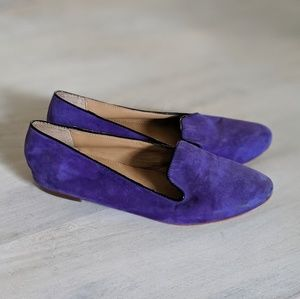 J. Crew Factory Cora Purple